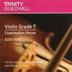 Trinity Guildhall Violin Grade 7 Examination Pieces 2010 - 2015