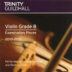 Trinity Guildhall Violin Grade 8 Examination Pieces 2010 - 2015